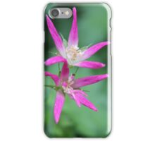 Pointy Pink iPhone Case/Skin