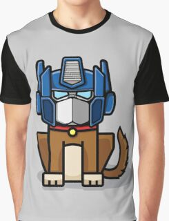 Dogimus Prime Graphic T-Shirt