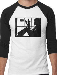 Bert the Killer Men's Baseball ¾ T-Shirt