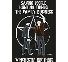 Winchester Brothers Photographic Print