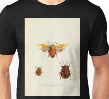Aid to the identification of insects Charles Owen Waterhouse 1890 V1 V2 049 Tesseratoma Aethiops West Africa Unisex T-Shirt