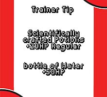 Trainer Tip - Potions & Water by Slowkinggaming