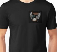A Clockwork Citadel - LOGO (black) Unisex T-Shirt