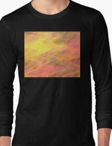 Venusian Waves Long Sleeve T-Shirt