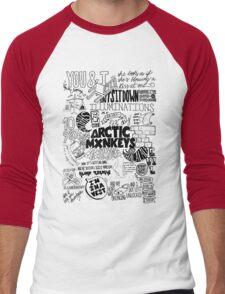 Monos árticos Men's Baseball ¾ T-Shirt