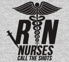 Nurses Call The Shots by Alan Craker