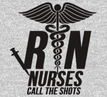Nurses Call The Shots by mralan