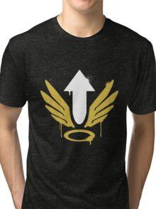 Heroes never die Tri-blend T-Shirt