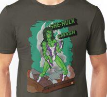 She-Hulk Smash! Unisex T-Shirt