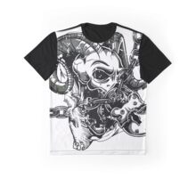 Devil Chained Graphic T-Shirt