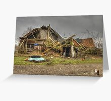 Decay.... Greeting Card