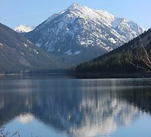 WALLOWA LAKE I- EAGLE CAP WILDERNESS I  by prettymeadow
