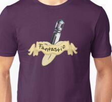 Sonic Screwdriver Banana Unisex T-Shirt