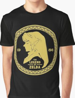 The Legend Of Zelda - 1986 Graphic T-Shirt
