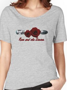Rose and the Doctor Women's Relaxed Fit T-Shirt