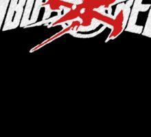 Cowboy Bebop - Cowboy Bebop Bebop Sticker