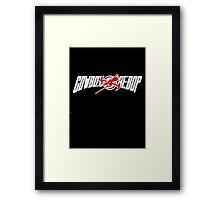 Cowboy Bebop - Cowboy Bebop Bebop Framed Print