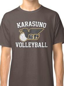 Haikyuu!! / Karasuno Volleyball Tee Classic T-Shirt
