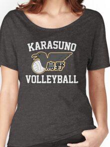 Haikyuu!! / Karasuno Volleyball Tee Women's Relaxed Fit T-Shirt