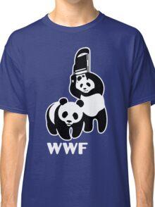 panda wwf Classic T-Shirt