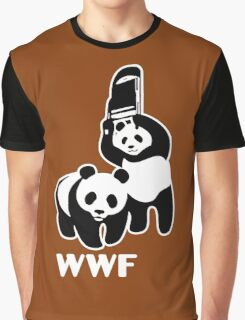 panda wwf Graphic T-Shirt