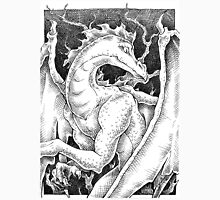 Dragon Winter Unisex T-Shirt