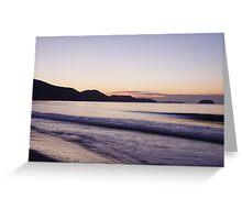 Krete Island landscape Greeting Card