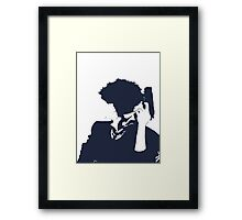 Cowboy Bebop - Spike Knockout Framed Print