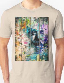 Artistic I - Albert Einstein Unisex T-Shirt
