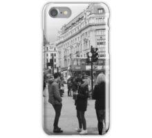 Oxford Circus iPhone Case/Skin