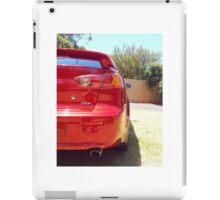 CJ Lancer  iPad Case/Skin