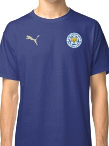 Leicester City Football Club - The Foxes - EURO 2016 UEFA Classic T-Shirt