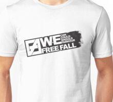WE FREE FALL Unisex T-Shirt
