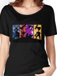Cowboy Bebop - Group Colors Women's Relaxed Fit T-Shirt
