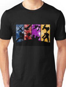 Cowboy Bebop - Group Colors Unisex T-Shirt