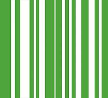 Home Hoops Green and White by Sookiesooker