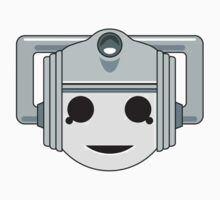 Cyberman, the Invasion Baby Tee