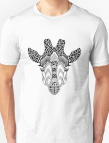 Abstract Giraffe Unisex T-Shirt