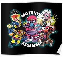 Mutants Assemble  Poster