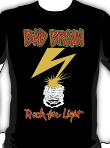 Bad Brains Rock For Light T-Shirt