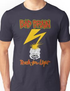 Bad Brains Rock For Light Unisex T-Shirt