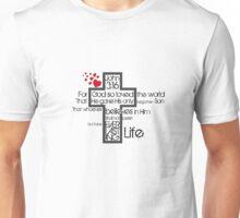 John 3:16 Unisex T-Shirt