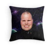 Frankie MacDonald  Throw Pillow