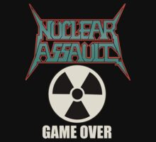 Nuclear Assault Game Over Kids Clothes