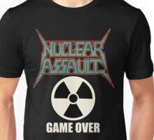 Nuclear Assault Game Over Unisex T-Shirt