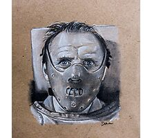 Dr. Hannibal Lecter Photographic Print