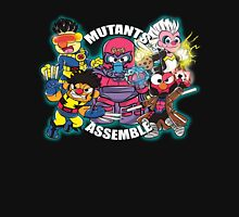 Mutants Assemble  Unisex T-Shirt
