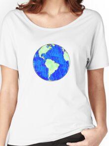 Globe Women's Relaxed Fit T-Shirt