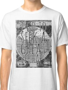 John Green -- Great Perhaps 001 Classic T-Shirt