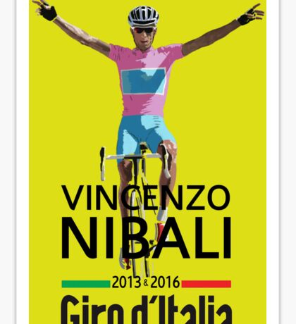 Vincenzo 2016 Sticker